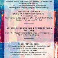 Intercultural Worship Workshop