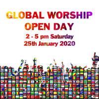 Global Worship Open Day 2020