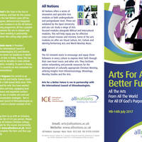 An Arts Better Future July17 Web